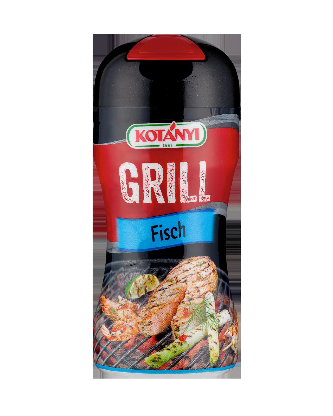 067210 Kotanyi Grill Риба B2c Shaker Can