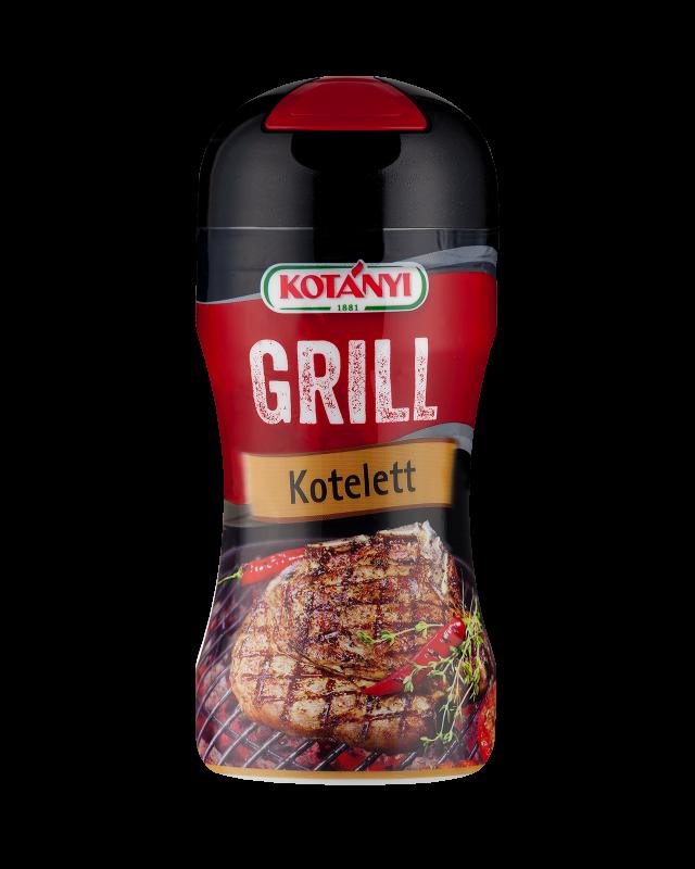 067601 Kotanyi Grill Пържоли B2c Shaker Can