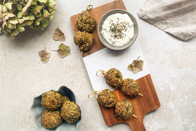 Broccoli Parmesan Balls Website