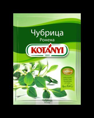 180210 Kotanyi Чубрица ронена B2c Pouch