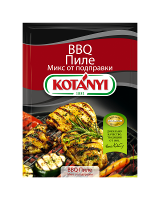 182410 Kotanyi Bbq Пиле B2c Pouch