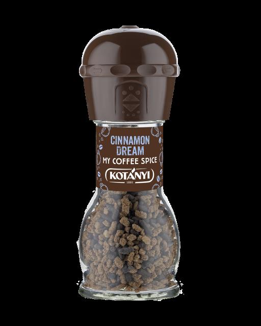437810 Kotanyi Cinnamon Dream B2b Mill Disposable