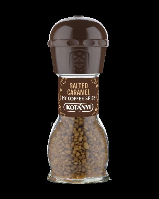 437910 Kotanyi Salted Caramel B2b Mill Disposable