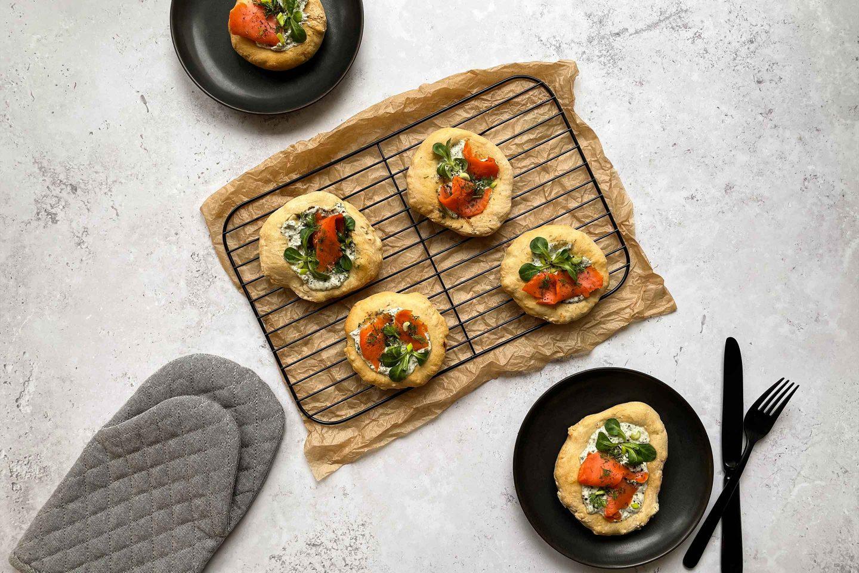 Mini Pizzas Website