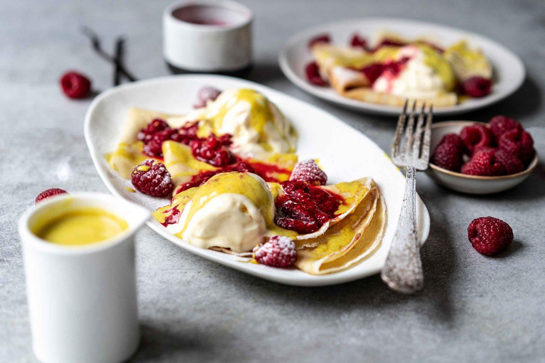 Dessert Valentine Website