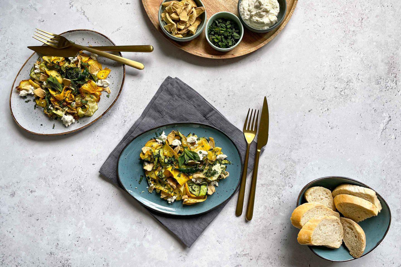 Zucchini Salad Website